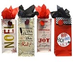 BG-42-2 WHITE WINE/RED WINE JOY BOTTLE BAGS