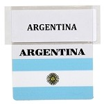 RE-USABLE PROMO FLAG ARGENTINA