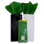 BAG-Tissue Paper-Forest Green  20