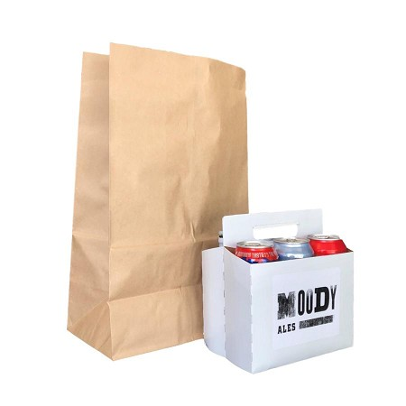 Heavy Duty Large Take Out Bags 500/case